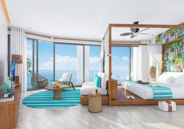 Thiết kế nội thất căn hộ tại Nha Trang P6
